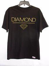 Diamond Supply Co. Black Logo Graphic T-Shirt Men's Sz M