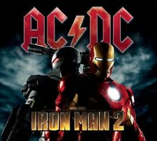 AC/DC- Iron Man 2 [Original Motion Picture Soundtrack] (CD, Apr-2010, Columbia