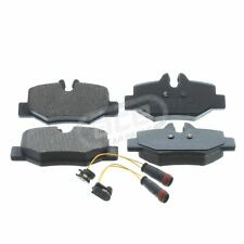 Mercedes Vito W639 MPV 11/2003-4/2016 2.1 3.0 Rear Brake Pads Set W102-H51-T18.3