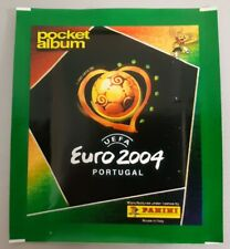 Tüte Top//Rar Komplettset PANINI EM 04 Euro 2004 Album