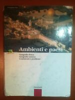 Ambiente e paesi - Giampierp Paci - Zanichelli - 2004 - M