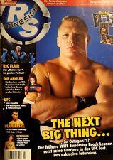 Power Wrestling Ringside 02/2008 WWE WWF TNA