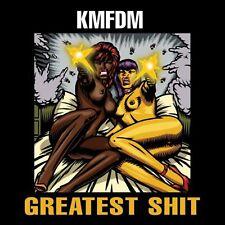 KMFDM - GREATEST SHIT 2 CD NEU