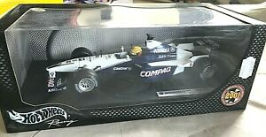 Hot Wheels 50168 - Racing F1 Williams FW23 R. Schumacher - MIB 1:18 unopened