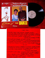 LP Helen Shapiro & Humphrey Lyttelton: Echoes of the Duke (Calligraph GLP 002)