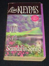 msm* SALE : LISA KLEYPAS ~ SCANDAL IN SPRING