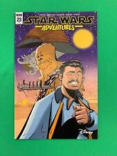 Star Wars Adventures #23 1:10 Michael Avon Oeming Variant Lando Chewie IDW 2018
