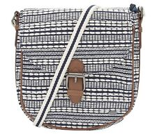 ANIMAL WOMENS BAG.CORI NAVY TEXTILE WOVEN SHOULDER CROSS BODY HANDBAG 8S 309 F94