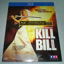 Kill Bill Volume II / 2 (2009, France, TF1) with Slipcover NEW