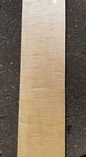 """Highly Figured Curly Tiger Maple Board Wood 7""""X 6'"""