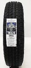 TRAILER TIRE ST235/80R16 LRE/10 ply TL F-108 RADIAL