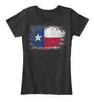 Texas Usa Women's Premium Tee T-Shirt