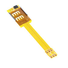 Cellphone SIM Card Converter Dual SIM Card Extension Adapter for iPhone 5/4S