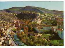 Postal Cuenca, Vista panorámica y rio Jucar.
