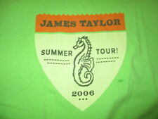 2006 JAMES TAYLOR Summer Concert Tour (XL) T-Shirt