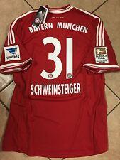 Germany FC bayern Munich Shirt Schweinsteiger Trikot jersey Fifa Club Patch
