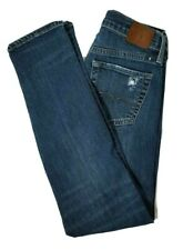 LUCKY BRAND Womens SIENNA SLIM BOYFRIEND Jeans DISTRESSED Size 0/25