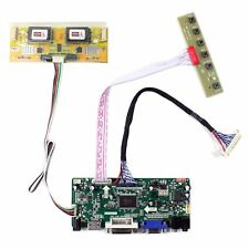 HDMI VGA DVI LCD Controller Board for 17inch M170EN06 1280x1024 LCD Screen