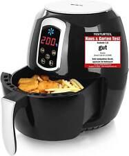 Digitale Heißluft-Fritteuse Emerio AF-115668 Low Fat Air-Fryer 3,6 Liter Fritöse