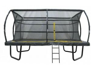 10t x 15ft Telstar ELITE Rectangle Trampoline Package with Cover and Ladder