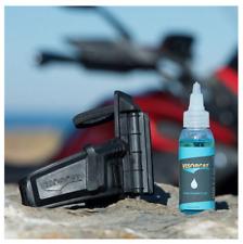 Visorcat Motorcycle Helmet Visor Wash Wipe Cleaning Kit Inc 50ml Pocket Bottle