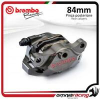 Brembo Racing pinza freno post Supersport CNC P2 34 INT 84mm + pastiglie Ducati