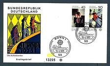 GERMANIA REP. FED. - 1975 - BUSTA - FDC - Europa. Dipinti di Schlemmer