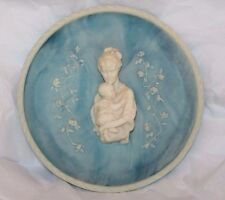 1979 First Born by Frances Taylor Williams for Avondale #2094 Marble Plate Blue