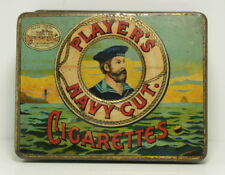 Vintage Player's Navy Cut Cigarettes Tobacco Tin