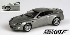 Minichamps 1:43 James Bond's 2003 Aston-Martin V-12 Vanquish, #MIN400137220