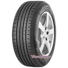 KIT 4 PZ PNEUMATICI GOMME CONTINENTAL CONTIECOCONTACT 5 XL NIS 215/55R18 99V  TL