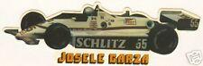 Josele Garza Indy Car Sticker