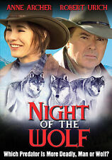 Night of the Wolf (DVD, 2003), Family Oriented, VERY GOOD!!!