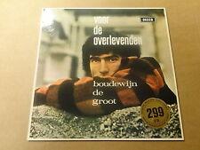 """LP 12"""" / BOUDEWIJN DE GROOT - VOOR DE OVERLEVENDEN (DECCA, BELGIUM) (EX/NM)"""