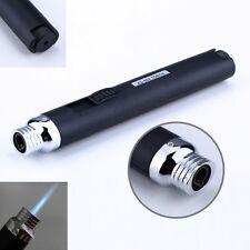 Portable Outdoor Jet Flame Butane Gas Refill Lighter Welding Torch Soldering Pen