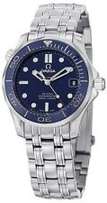 212.30.36.20.03.001 | BRAND NEW OMEGA SEAMASTER BLUE DIAL 300M CHRONOMETER WATCH