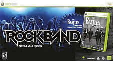 The Beatles: Rock Band -- Special Value Edition (Microsoft Xbox 360, 2009)