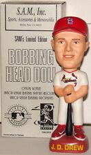 J.D. DREW St. Louis Cardinals  1999 SAM's Bobbing Head  Bobblehead Doll Figurine
