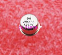 5pcs New 2N5583 Transistors TO-39 MOT