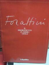 Forattini - Il Risorgimento in dodici tavole - illustrazione - umorismo - satira