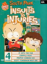 South Park - Insults to Injuries Dvd