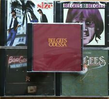 5CD BEE GEES -Idea+Main Course+Size Isn't Everything+Mr. Natural+Odessa (new!!!)