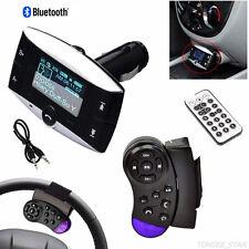 1.5''LCD Car Kit MP3-Player Bluetooth FM Transmitter Modulator SD MMC USB Fern