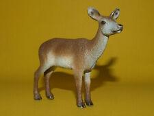 22) Schleich Waldtier Red Deer Rotwildkuh Reh 14630