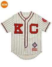 KANSAS CITY MONARCHS NEGRO LEAGUE BASEBALL JERSEY Baseball Jersey NLBM MLB