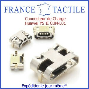 Connecteur de Charge Micro USB Alimentation Huawei Y5 II Y5 2 CUN-L01