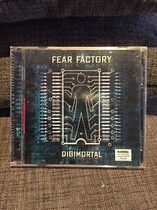 Fear Factory Digimortal Metal Cd