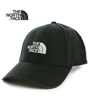 THE NORTH FACE ® CAP BASEBALL HAT NEW BLACK  FULLY ADJUSTABLE FREE SIZE