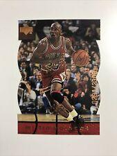 1998/99 Upper Deck MJX Michael Jordan MJ Timepieces #1 #'d of 2300 BULLS HOF