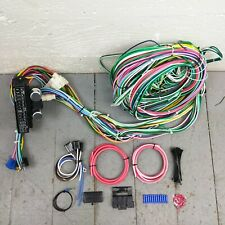 1977 - 1982 Corvette Wire Harness Upgrade Kit fits painless new terminal fuse